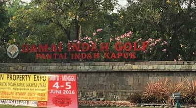 Photo of Golf Course Damai Indah Golf at Pantai Indah Kapuk Course, Jakarta Utara 14470, Indonesia