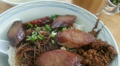 Photo of Chinese Restaurant Restoran Yoong Seng 榕城茶餐室(三间庄猪肉粉) at Seri Kembangan, Malaysia