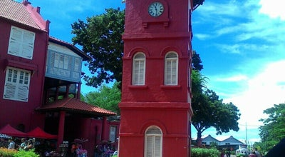 Photo of Historic Site Clock Tower 大鐘樓 at Jalan Laksamana, Malacca 75000, Malaysia