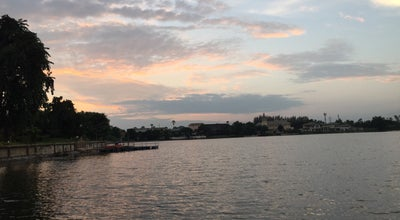 Photo of Lake Chuan Chuen Golf Avenue Lake at Chuan Chuen Golf Avenue Village, Bang Khu Wat, Thailand