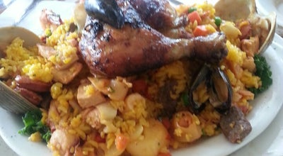 Photo of Latin American Restaurant Pollos El Paisa at 989 Old Country Rd, Westbury, NY 11590, United States