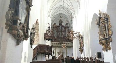 Photo of Church Vor Frue Kirke at Frue Kirkeplads 3, Aarhus 8000, Denmark