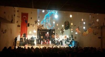 Photo of Concert Hall Selahattin İnal Güzel Sanatlar Lisesi Konser Salonu at Turkey