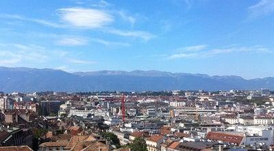 Photo of Neighborhood Vieille Ville / Old Town at Place Du Bourg De Four, Geneva 1201, Switzerland