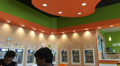 Photo of Ice Cream Shop Orange Leaf at 1430 Rochester Rd, Rochester Hills, MI 48307, United States
