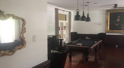 Photo of Pool Hall Billiard Room at Bahamas