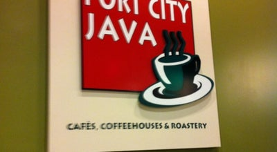 Photo of Coffee Shop Port City Java at 11 S Main St, Greenville, SC 29601, United States