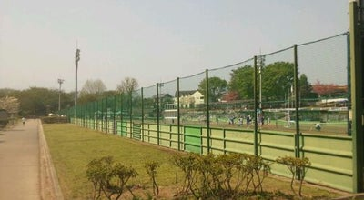 Photo of Tennis Court 上並榎庭球場 at 上並榎町1590, Takasaki, Japan