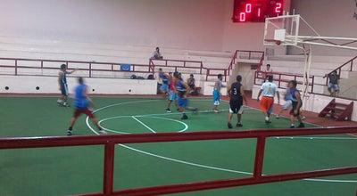 Photo of Basketball Court Cancha Revolución at Calle 31, Ciudad del Carmen 24100, Mexico