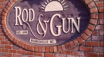 Photo of American Restaurant Rod & Gun at 163 Alberni Highway, Parksville V9P 2H2, Canada
