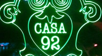 Photo of Nightclub Casa 92 at R. Cristovão Gonçalves 92, São Paulo 05426-050, Brazil