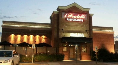 Photo of Italian Restaurant I Fratelli Ristorante & Wine Bar at 7701 N Macarthur Blvd, Irving, TX 75063, United States