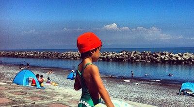 Photo of Beach 浜当目海水浴場 at 浜当目, 焼津市 425-0012, Japan