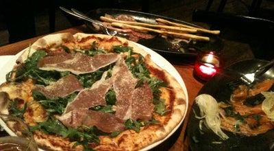Photo of Pizza Place La Strada Pizzeria at 195 Anfu Rd., Shanghai, Ch, China