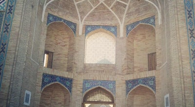 Photo of Mosque Hast Imam at Uzbekistan