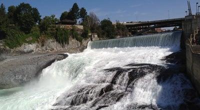 Photo of Theme Park Spokane Falls SkyRide at At Riverfront Park, Spokane, WA 99201, United States