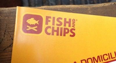 Photo of Fish and Chips Shop Fish & Chips at Via Montesano 13, Catania 95131, Italy