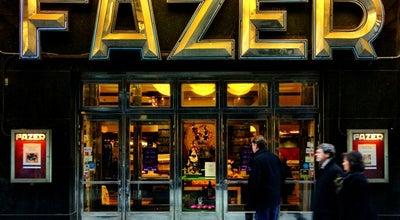 Photo of Cafe Karl Fazer Café at Kluuvikatu 3, Helsinki 00100, Finland