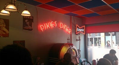 Photo of American Restaurant Pixies Diner at 176 Linthorpe Rd, Middlesbrough, United Kingdom