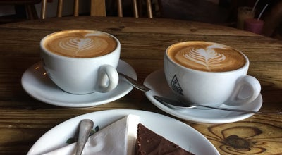 Photo of Cafe Coffee Culture at 41 Goodramgate, York YO1 7LS, United Kingdom