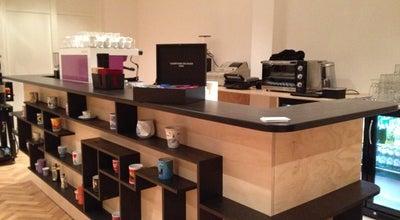 Photo of Cafe La Boutique del Caffè Torrefazione at Eerste Jacob Van Campenstraat 38, Amsterdam 1072 BG, Netherlands