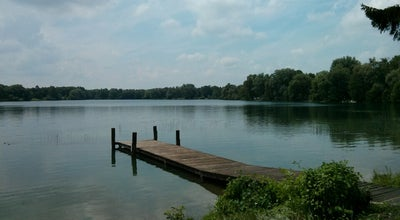 Photo of Lake Feldmochinger See at München, Germany