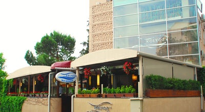 Photo of Seafood Restaurant Kolyoz Balık Restaurant at Filistin Cad. Attar Sok. No:8, Çankaya 06670, Turkey