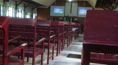 Photo of Church GPID Pniel Palu at Jl Cik Ditiro, Palu 94111, Indonesia