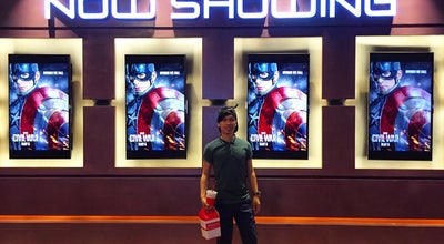 Photo of Movie Theater Robinsons Movieworld at Robinsons Galleria Cebu, Philippines