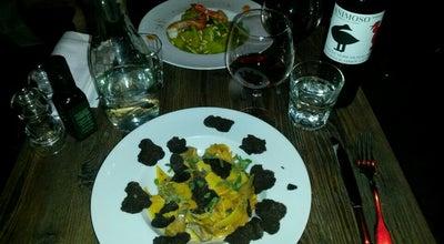 Photo of Italian Restaurant Baffo at 12 Rue Pecquay, Paris 75004, France