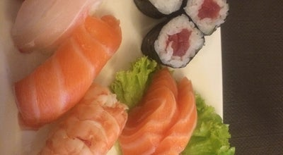 Photo of Sushi Restaurant Kombu 14 at Via Santa Maria 6, Cuneo 12100, Italy