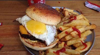 Photo of Burger Joint 180 Burger Bar at Suipacha 749, Buenos Aires 1008, Argentina