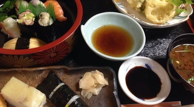 Photo of Sushi Restaurant 古まん寿司 at 地吹町6-19, 福山市, Japan