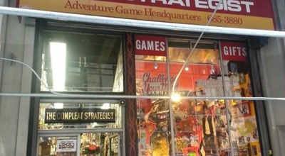 Photo of Toy / Game Store The Compleat Strategist at 11 E 33rd St, New York, NY 10016, United States