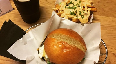 Photo of Burger Joint Blend République at 3 Rue Yves Toudic, Paris 75010, France