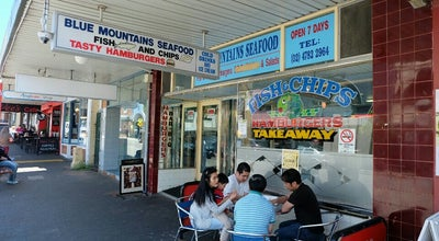 Photo of Fish and Chips Shop Blue Mountains Seafood at Katoomba St., Katoomba, Ne 2780, Australia