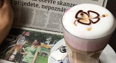 Photo of Cafe Café Kristián at Kouřimská  9b, Kolín 28000, Czech Republic
