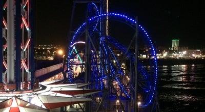 Photo of Theme Park Galaxy Wheel at United States
