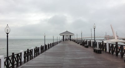 Photo of Outdoors and Recreation 漁人碼頭木板棧道 Danshui Fisherman's Wharf Wooden Trail at 淡水漁人碼頭, New Taipei, Taiwan