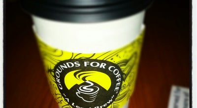 Photo of Coffee Shop Grounds For Coffee at 111 25th St, Ogden, UT 84401, United States