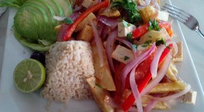 Photo of Vegetarian / Vegan Restaurant La Casa De La Salud at Pasaje Velarde N°176, Lima, Peru