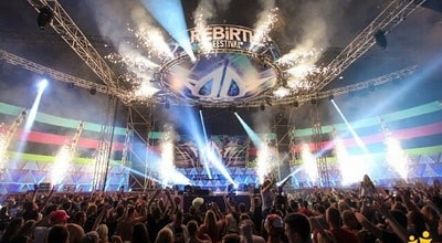 Photo of Music Venue Rebirth Festival at Raamse Akkers, Haaren 5076, Netherlands