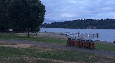 Photo of Beach Idylwood Beach at Redmond, WA 98052, United States