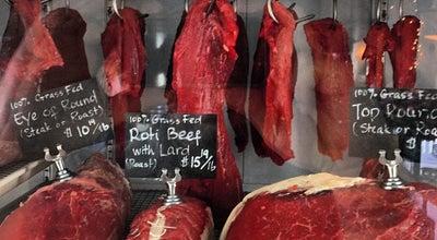 Photo of Butcher Olivier's Butchery at 1074 Illinois St, San Francisco, CA 94107, United States