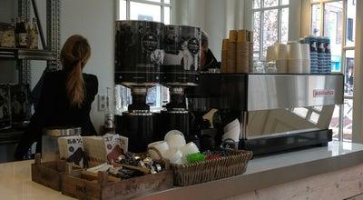 Photo of Coffee Shop De Koffiezaak at Gedempte Gracht 46a, Zaandam 1506 CH, Netherlands