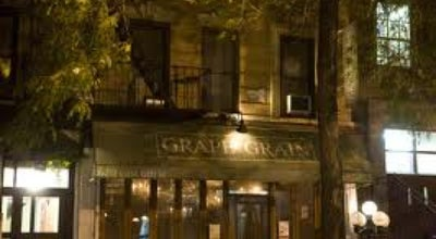 Photo of Wine Bar Grape Grain at 620 E 6th St, New York, NY 10009, United States