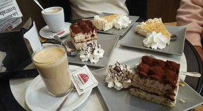 Photo of Ice Cream Shop Heladería La Ibense at Plaza Héroes De España, 1, Melilla 52001, Spain