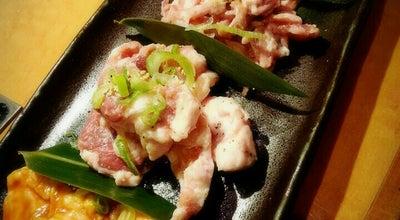 Photo of Korean Restaurant 昭和ホルモン亭 at 字西四ッ谷181 番地, 喜多方市, Japan