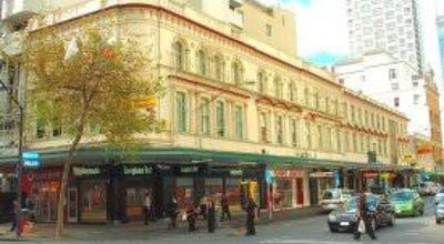 Photo of Hotel Queen Street Backpackers at 4 Fort Street, Auckland 1010, New Zealand
