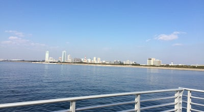 Photo of Beach 検見川浜 東突堤 at 美浜区磯辺2-8, 千葉市 261-0012, Japan